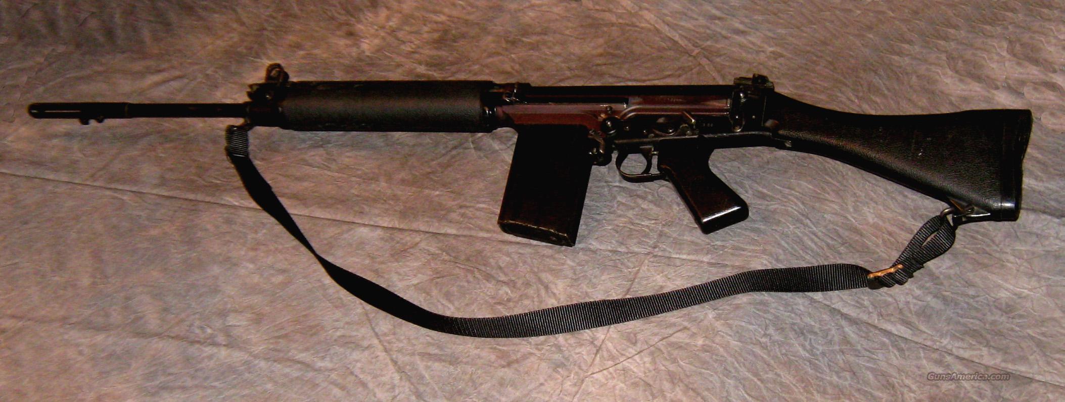 FN FAL L1A1