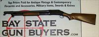 Winchester Model 1897 pump action shotgun W/ BAYONET LUG