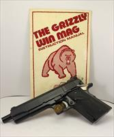 L.A.R. GRIZZLY Win Mag MARK I semi-automatic pistol ~ .45 Win Mag caliber ~ Original Manual Included (NO MA SALES)
