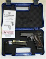 Smith & Wesson Model 1911 PRO SERIES sub compact semi-automatic pistol .45ACP ~ Box & Papers