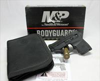 Smith & Wesson BODYGUARD 380 semi-automatic pistol ~ .380ACP ~ Box, Extra Mag & Manual