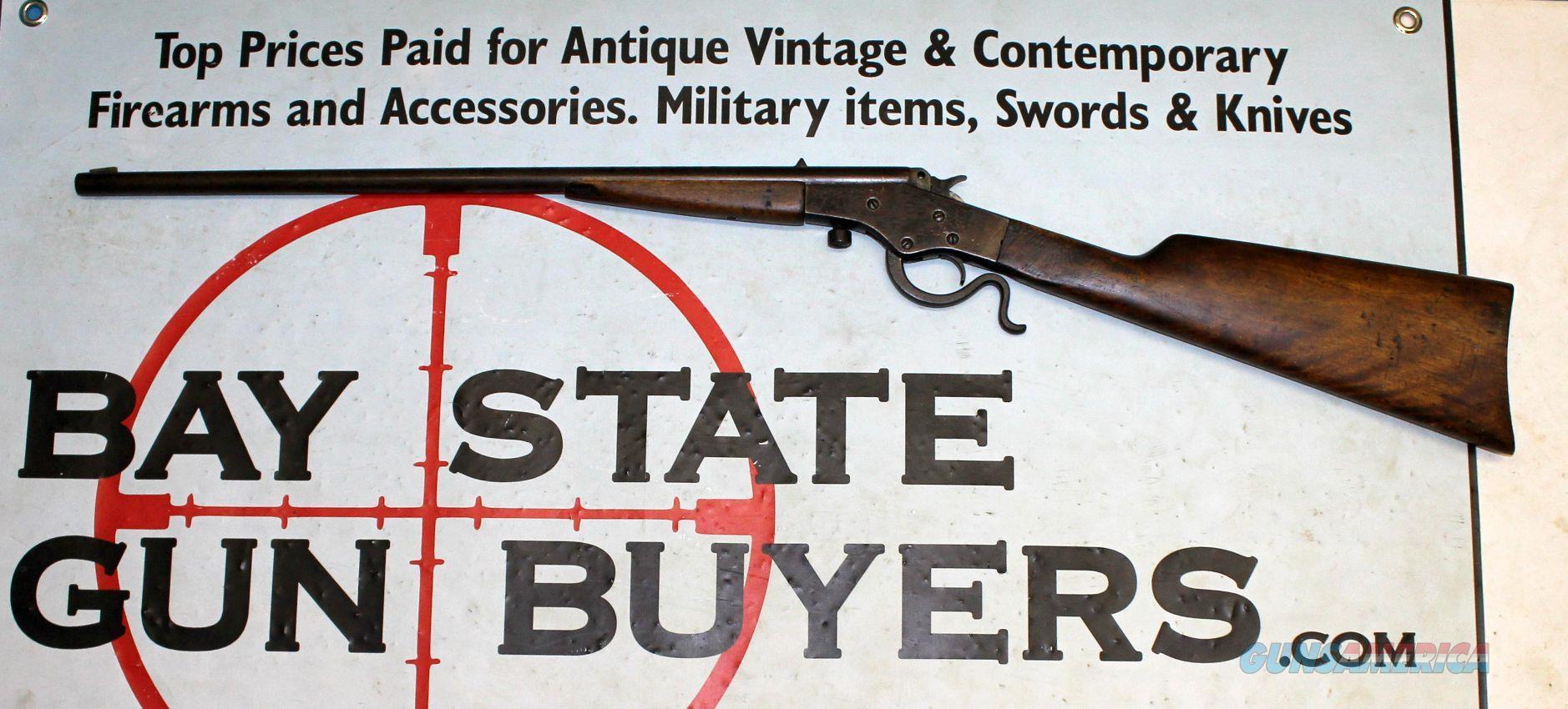 vintage STEVENS Crack Shot 26 -  22 caliber BOYS RIFLE - C&R Eligible