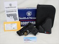 Smith & Wesson BODYGUARD 380 semi-automatic pistol ~ .380ACP ~ INSIGHT LASER ~ Box & Manual