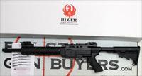 Ruger SR-22 Semi-automatic Rifle ~ .22LR ~ AR-15 Style 10/22 ~ BOX & MANUAL ~ Excellent Condition
