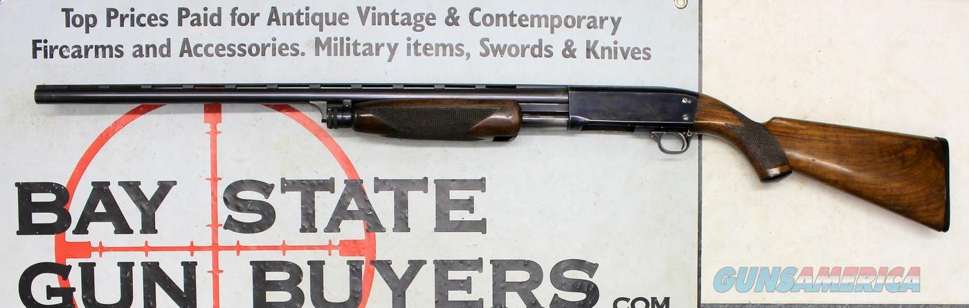Ithaca Model 37S pump action SKEET shotgun ~ 16Ga