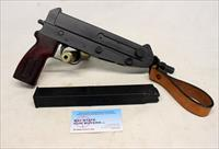 PRE-BAN Armitage Intl. SCARAB SKORPION semi-automatic pistol ~ 9mm ~ ONLY PRODUCED FOR ONE YEAR 1989-1990 [NO MASS SALES]