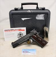 Springfield Armory 1911-A1 RANG OFFICER semi-automatic pistol ~ 9mm ~ BOX, MANUAL and (2) MAGAZINES