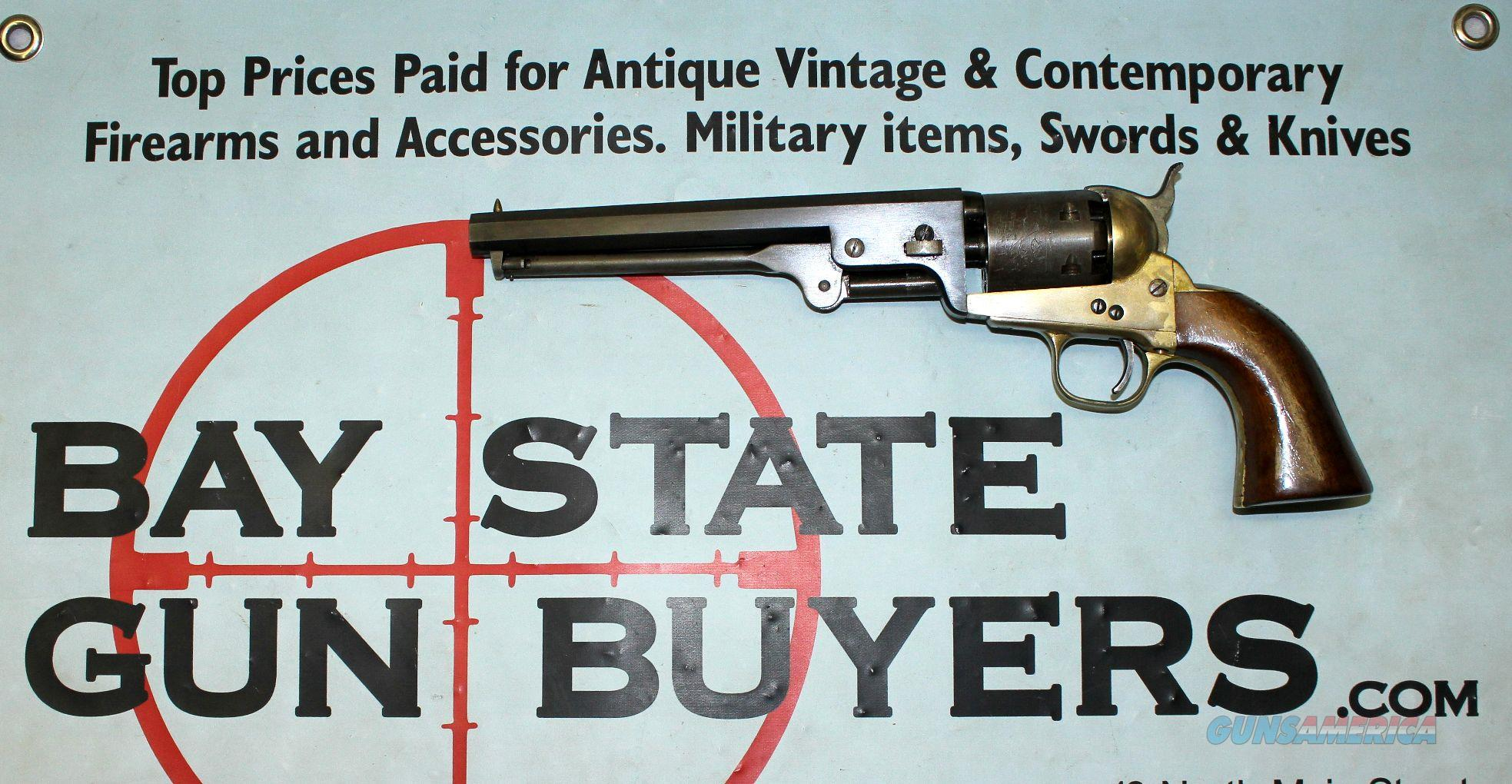 Connecticut Valley Arms (CVA)  36 Cap & Ball BLACK POWDER Revolver
