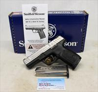 Smith & Wesson SD9 VE (SD9VE) semi-automatic pistol ~ .9mm ~ BOX & (2) 16rd Magazines