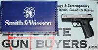 Smith & Wesson SD9 VE semi-automatic pistol 9mm BOX & PAPERS  - -  MASS OK