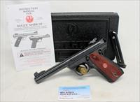 Ruger MKIII  semi-automatic Target Pistol ~ .22LR ~ EXCELLENT w/ Original Box, Manual & Extra Mag