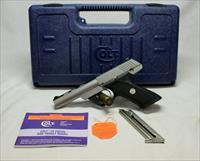 Colt TARGET PISTOL Model CC5140 semi-automatic ~ .22LR ~ Box, Manual & (2) Mags