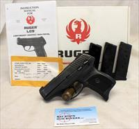 Ruger LC9 semi-automatic pistol ~ 9mm ~ Box, Manual, Magazines