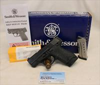 Smith & Wesson M&P 40 SHIELD semi-automatic pistol ~ .40 S&W ~ Box, Manual and Magazines