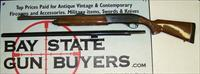 Remington Model 1100 Magnum semi-automatic shotgun 12 Ga. (2) Barrels; Manual
