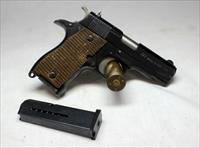 Firearms International (F.I.) Model D semi-automatic pistol ~ .380acp ~ (2) Mags ~ 1911 Style CONCEALED CARRY