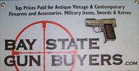 OMC (AMT) Back Up .380  cal. Pistol SPECIALLY SERIAL NUMBERED rare ORIGINAL BOX