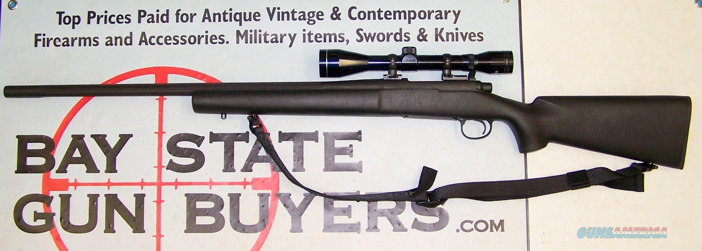 Remington Model 700 6 8mm SPC caliber bolt action rifle