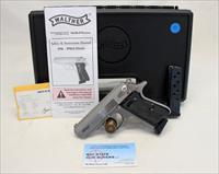 Walther PPK/S-1 Semi-Automatic Pistol ~ .32ACP ~ Box, Manual & Magazines ~ S&W