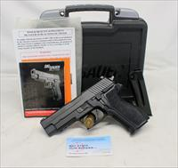 Sig Sauer P226R semi-automatic pistol ~ 9mm ~ Nitron Finish ~ Siglite Night Sights ~ LIKE NEW IN BOX