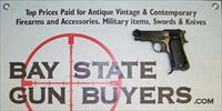 RARE Beretta Model 1935 pistol .32 ACP Dated 1944 WAR ERA with vintage Shoulder Holster