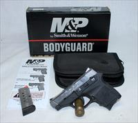 Smith & Wesson BODYGUARD 380 ~ Like New w/ BOX & Papers ~ ENGRAVED SLIDE