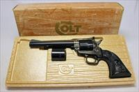 Colt New Frontier DUAL CYLINDER Single Action Army Revolver ~ .22LR / .22MAG ~  SAA in Original Box