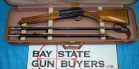 "Belgium Made BROWNING A5 ""Twenty"" 20 Ga (2) Barrels & Hard Case EXCELLENT"