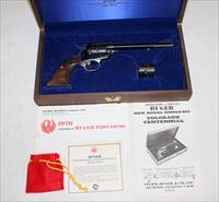Ruger New Model Single Six COLORADO CENTENNIAL .22 / .22 Magnum BOX, Manual