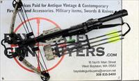 Centerpoint SNIPER 370 CROSSBOW ~ Arrows & PLANO Hard Case
