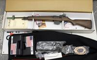 NIB Springfield Armory M1A LOADED With NATIONAL MATCH BARREL .308Win (7.62x51mm) TONS OF ACCESSORIES