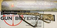 Thompson Center OMEGA Z5 Muzzleloader ~ .50 Cal ~ THUMBHOLE CAMO STOCK ~ Original Box