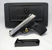 Ruger SR9 semi-automatic Striker Fire pistol ~ 9mm ~ Original Box & Extra Manual