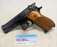 Smith & Wesson Model 39-2 semi-automatic pistol ~ 9mm