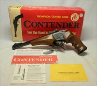 Thompson/Center CONTENDER Single Shot Pistol ~ .22LR ~ 10