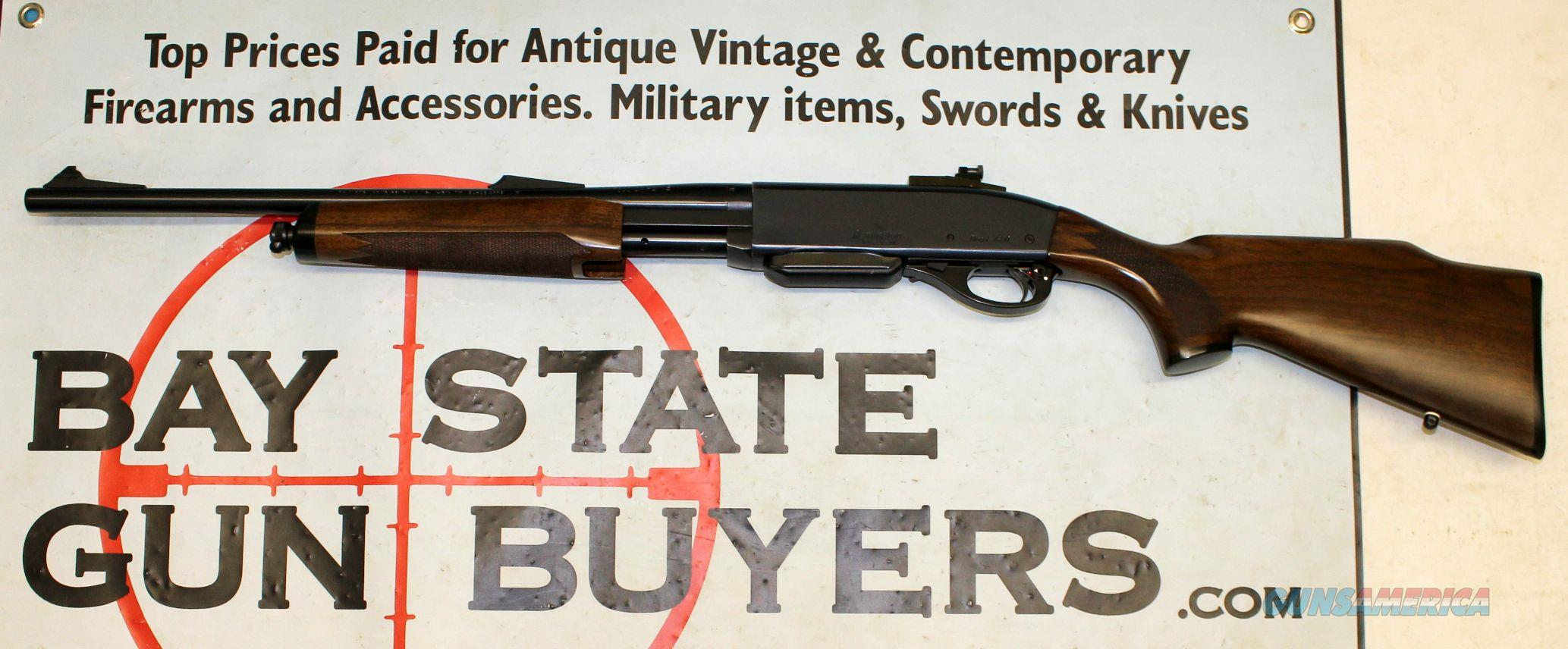 remington model 7600 pump action rifle 30 06 ca for sale rh gunsamerica com Remington 7600 Rifle Stock Browning BLR