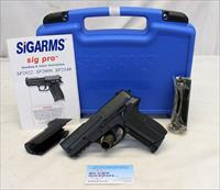 Sig Sauer SP2022 semi-automatic pistol ~ .40 S&W ~ Box, Manual and Magazines ~ NO MASS SALES
