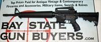 Custom Made AR-15 semi-automatic rifle .223 (5.56) ANDERSON MANUFACTURING / MODEL1SALES