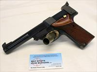 1972 High Standard SUPERMATIC TROPHY semi-automatic Target Pistol ~ .22LR ~ HIGH CONDITION