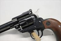 Ruger New Model SINGLE SIX CONVERTIBLE Single Action Revolver ~ .22 / .22 Win. Mag Calibers ~ 1976 Mfg.