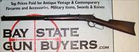 Winchester Model 1892  - US CARTRIDGE CO. TEST RIFLE - 44 W.C.F. (1906)