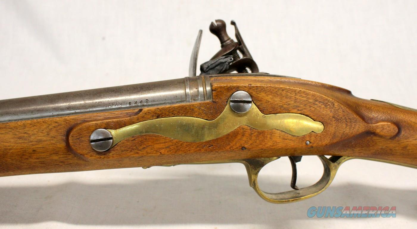 BROWN BESS Reproduction Flintlock Rifle ~ JAPAN ~  75 Caliber Musket ~  TOWER Lock