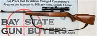 Mossberg MODEL 800A bolt action rifle ~ .308 Win ~ Decorative Checkering ~ Rifle Scope
