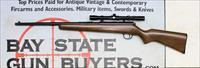 Savage MARK I Y single shot bolt action YOUTH rifle ~ .22 S, L & LR ~ Original Box Included