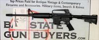 Olympic Arms P.C.R. 00 semi-automatic rifle ~ AR-15 ~ 5.56 (.223) ~ FACTORY ORIGINAL