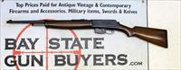 Winchester Model 1910 Semi-automatic Rifle ~ .401 SL Caliber ~ HIGHLY COLLECTIBLE