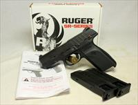 Ruger SR 9E semi-automatic pistol ~ 9mm ~ Box, Papers & 2 Mags