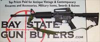 Colt Match Target M4 Carbine rifle (AR-15) .223 Rem (5.56 NATO) Excellent