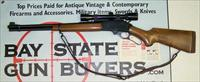 "Marlin Model 336 lever action .35 Rem cal. ""JM"" Gold Trigger PRE SAFETY - MANUAL INCLUDED"
