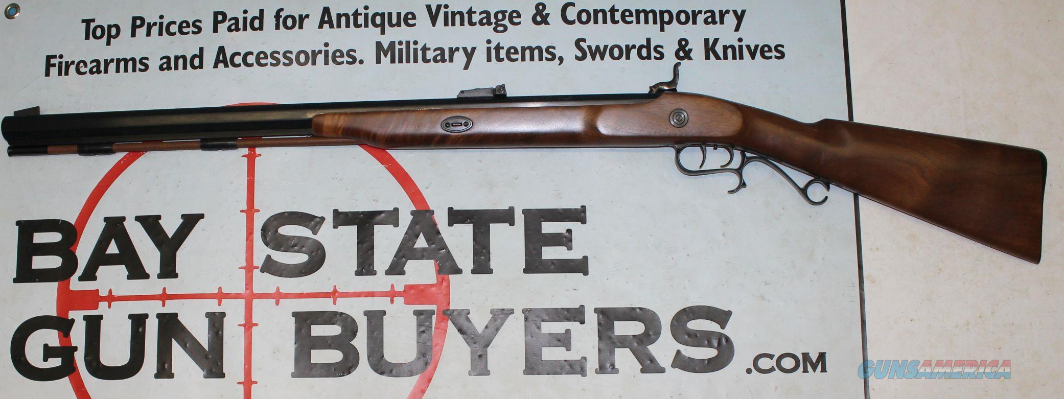 Thompson Center 56SB - 56 caliber Muzzleloader Black Powder Rifle 27